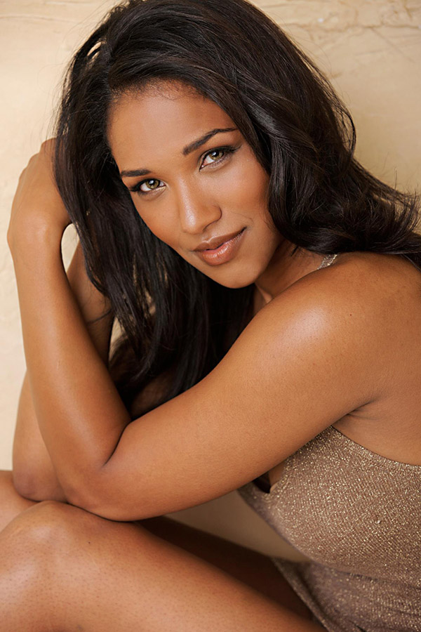 Candice patton porn thought