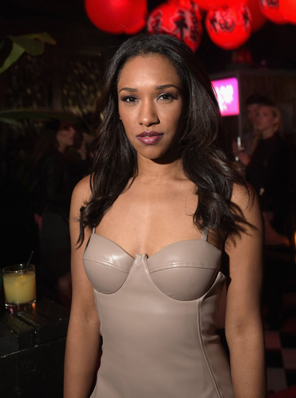 sex Candice Patton