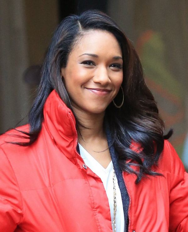 Candice Patton sexiest pictures from her hottest photo shoots. (4)