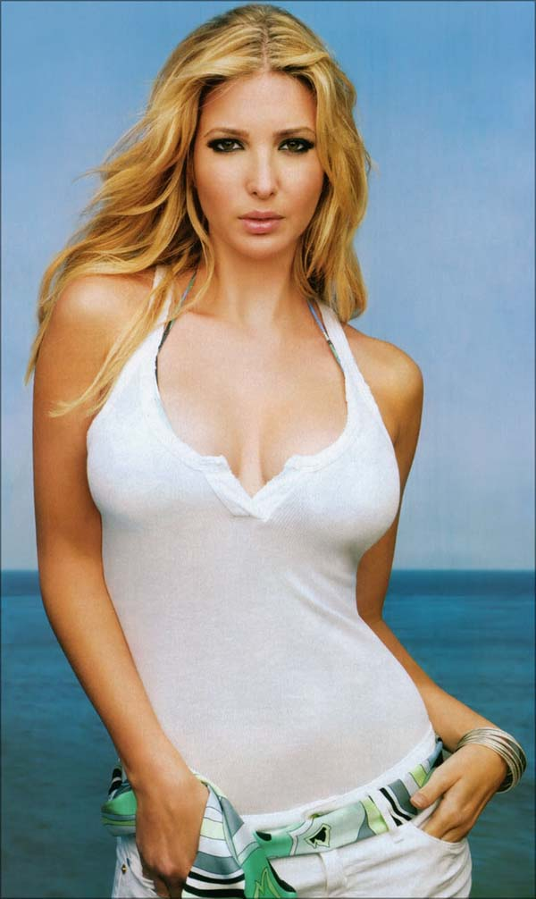 Ivanka Trump sexiest pictures from her hottest photo shoots. (21)
