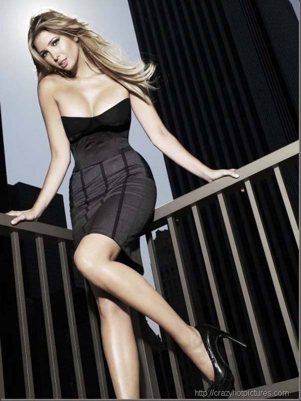 Ivanka Trump sexiest pictures from her hottest photo shoots. (19)