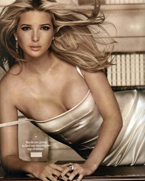 Ivanka Trump sexiest pictures from her hottest photo shoots. (15)