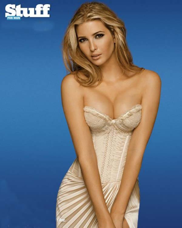 Ivanka Trump sexiest pictures from her hottest photo shoots. (14)