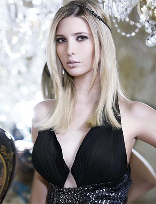 Ivanka Trump sexiest pictures from her hottest photo shoots. (9)