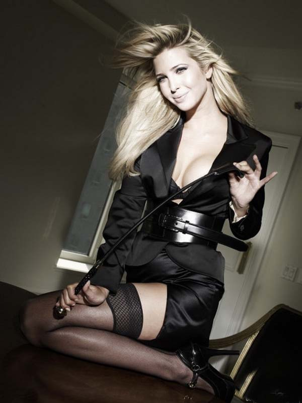 Ivanka Trump sexiest pictures from her hottest photo shoots. (8)