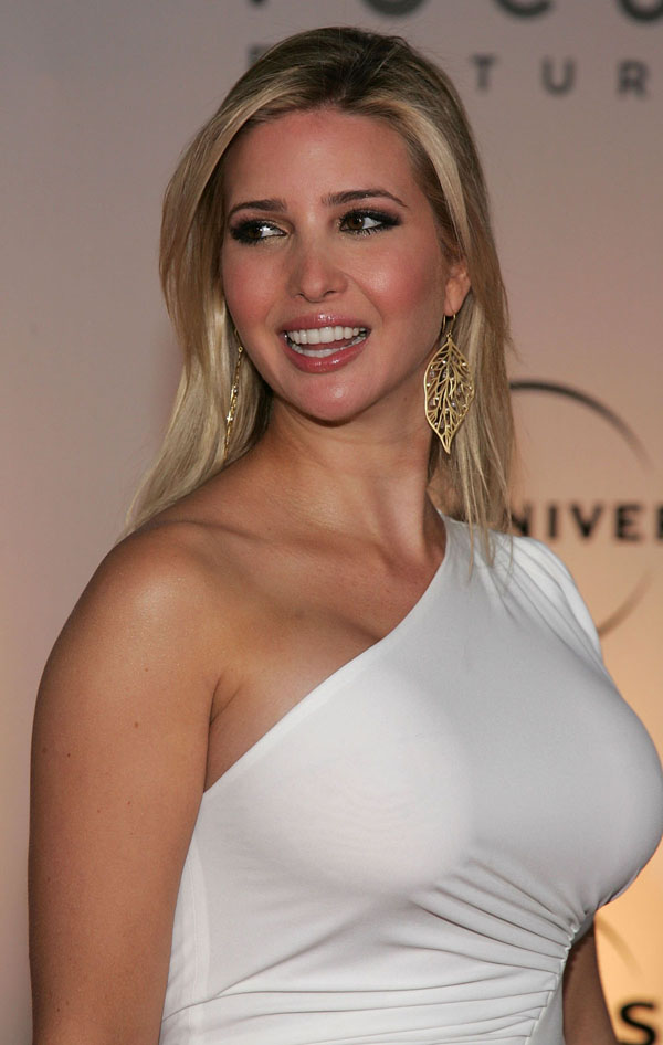 Ivanka Trump sexiest pictures from her hottest photo shoots. (5)