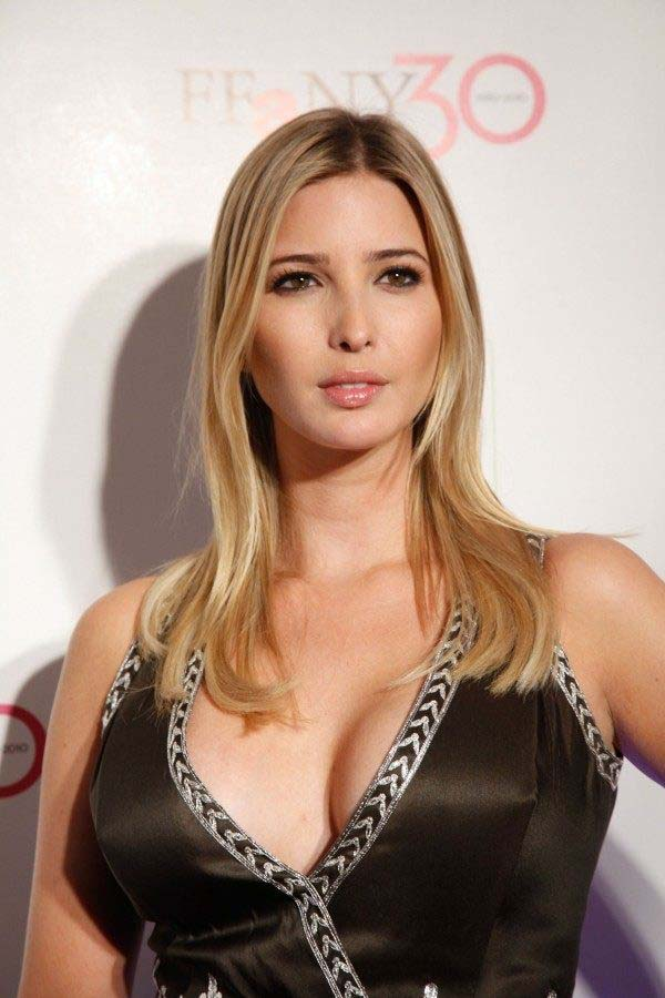 Ivanka Trump sexiest pictures from her hottest photo shoots. (1)