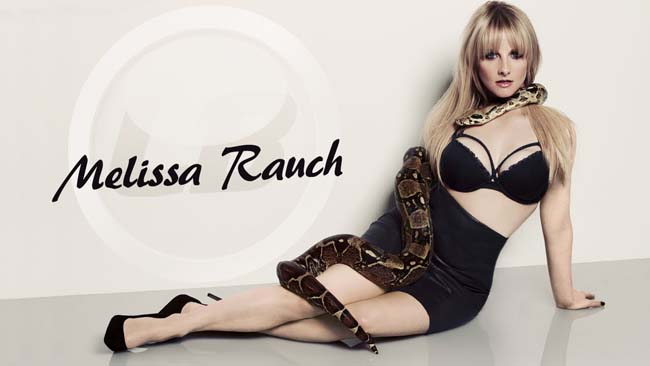 Melissa Rauch sexiest pictures from her hottest photo shoots. (39)