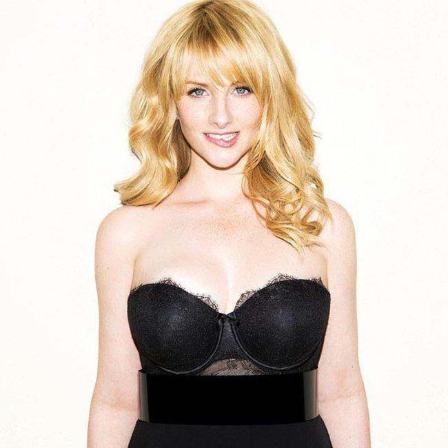 Melissa Rauch sexiest pictures from her hottest photo shoots. (37)