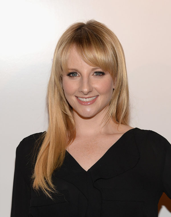 Melissa Rauch sexiest pictures from her hottest photo shoots. (4)