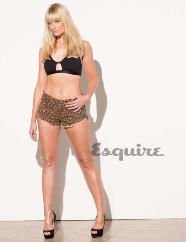 Beth Behrs sexiest pictures from her hottest photo shoots. (38)