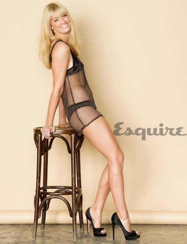 Beth Behrs Hottest Photos | Sexy Near-Nude Pictures, GIFs