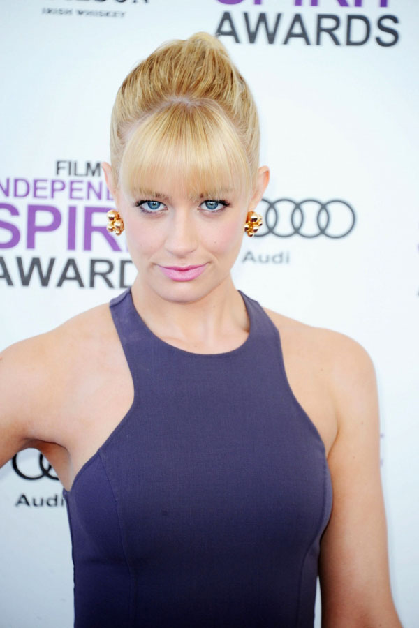 Beth Behrs sexiest pictures from her hottest photo shoots. (29)