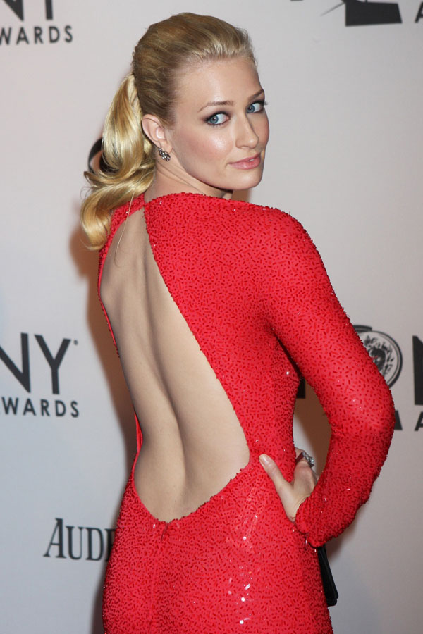 Beth Behrs sexiest pictures from her hottest photo shoots. (28)