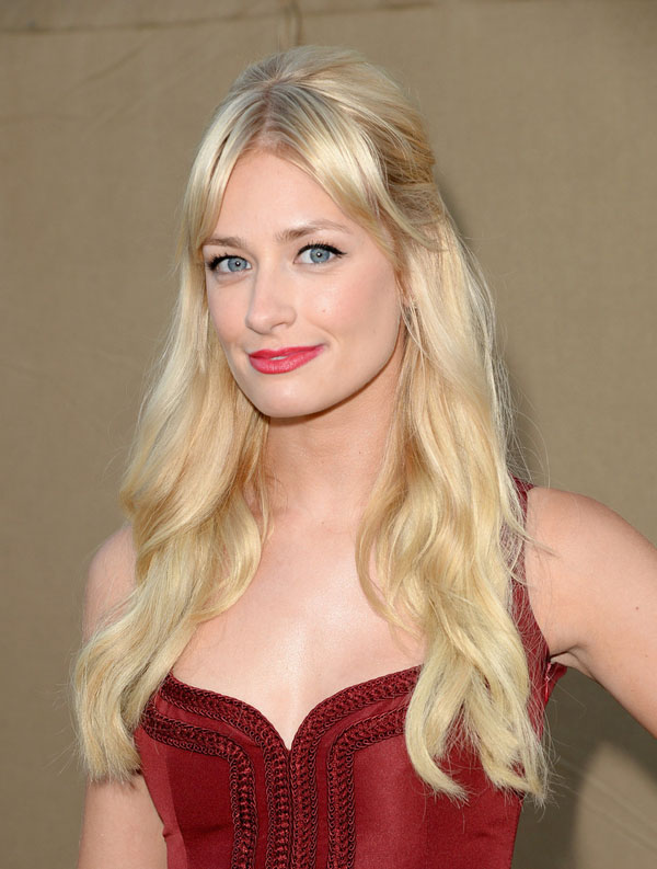 Beth Behrs sexiest pictures from her hottest photo shoots. (24)