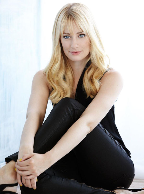 Beth Behrs sexiest pictures from her hottest photo shoots. (11)