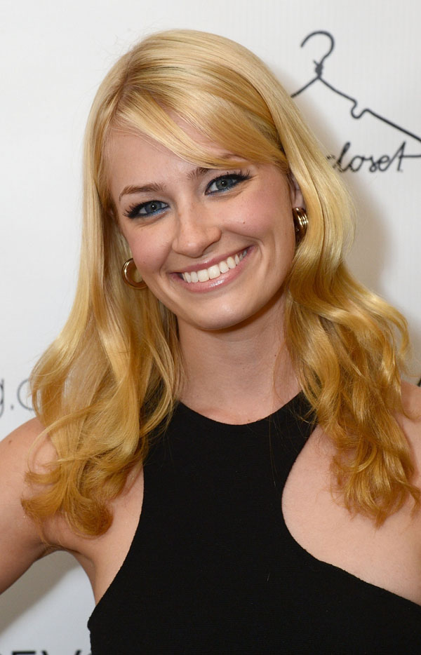 Beth Behrs sexiest pictures from her hottest photo shoots. (5)