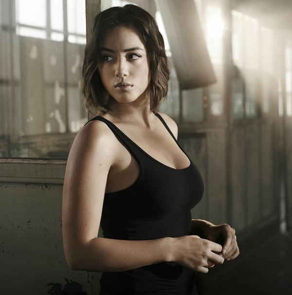 Chloe Bennet sexiest pictures from her hottest photo shoots. (29)