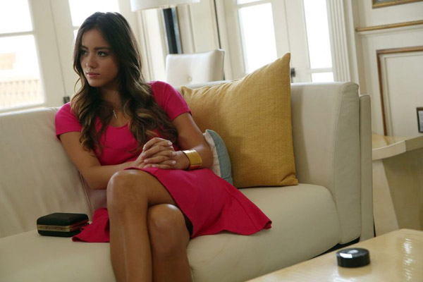 Chloe Bennet sexiest pictures from her hottest photo shoots. (28)