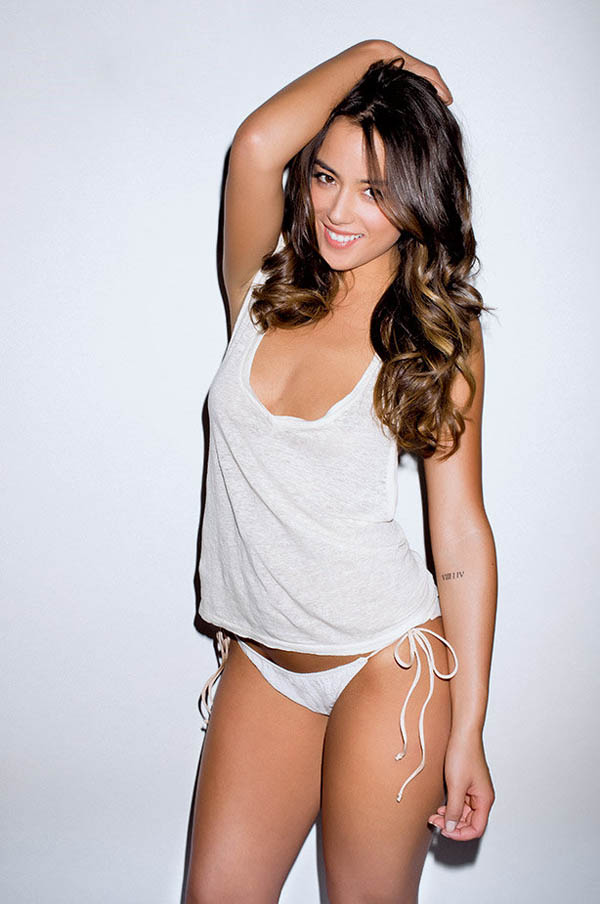 Chloe Bennet sexiest pictures from her hottest photo shoots. (27)