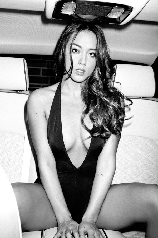 Chloe Bennet sexiest pictures from her hottest photo shoots. (26)