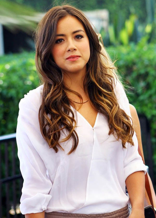 Chloe Bennet sexiest pictures from her hottest photo shoots. (13)