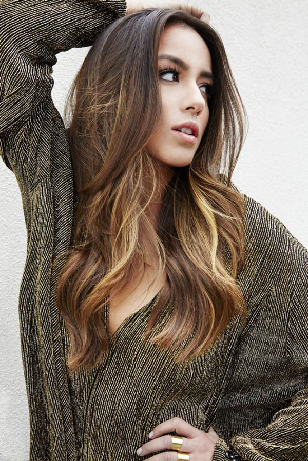 Chloe Bennet sexiest pictures from her hottest photo shoots. (8)