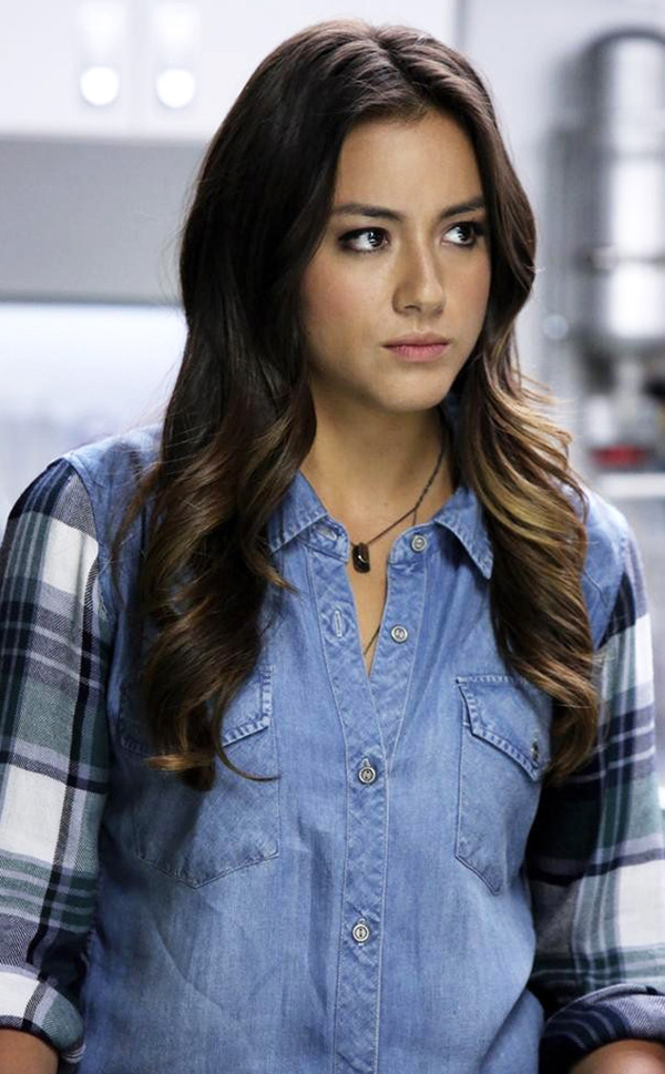 Chloe Bennet sexiest pictures from her hottest photo shoots. (2)