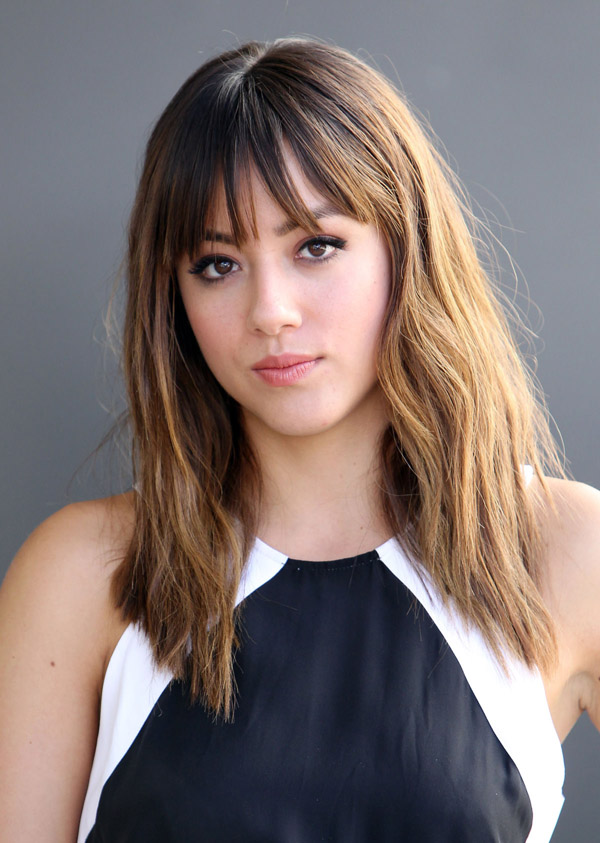 Chloe Bennet sexiest pictures from her hottest photo shoots. (1)