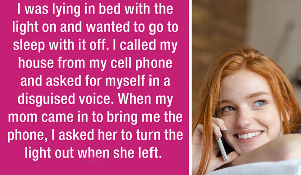 Funny lazy stories confessed by strangers. (37)