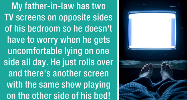 Funny lazy stories confessed by strangers. (17)