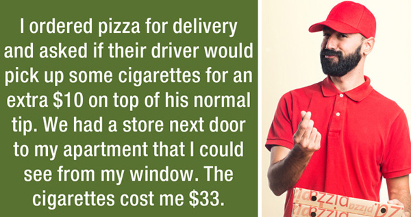 Funny lazy stories confessed by strangers. (13)