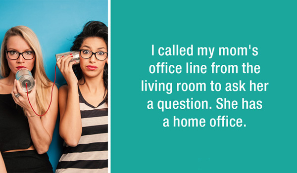 Funny lazy stories confessed by strangers. (11)