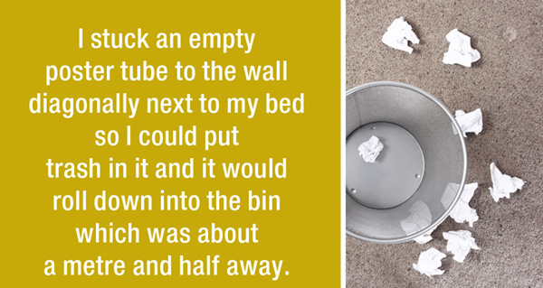 Funny lazy stories confessed by strangers. (3)