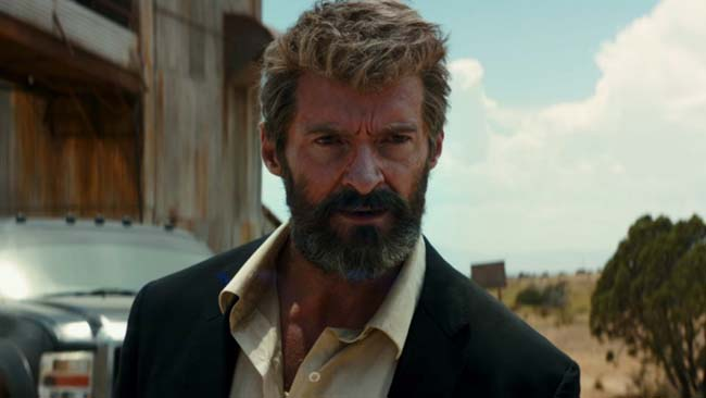 Logan secret easter eggs and comic book references.
