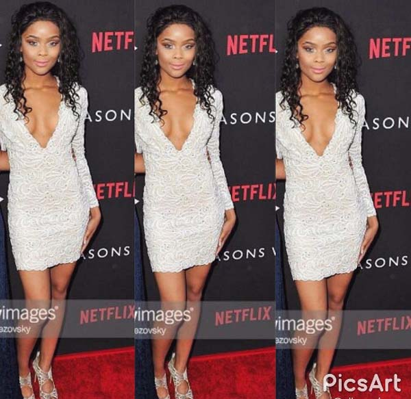 Ajiona Alexus sexiest pictures from her hottest photo shoots. (11)