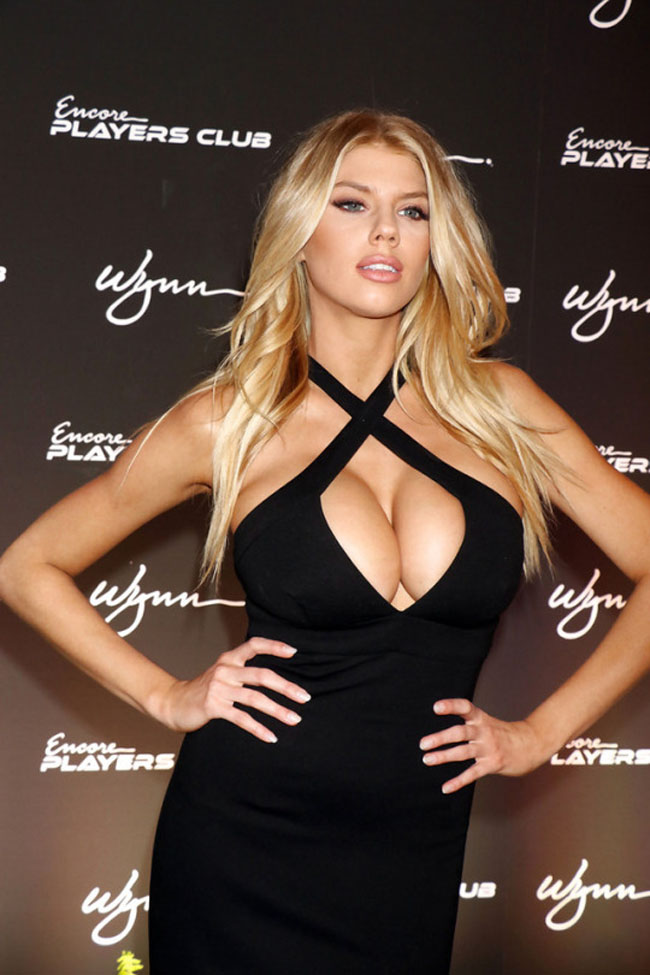 Charlotte McKinney sexiest pictures from her hottest photo shoots. (44)