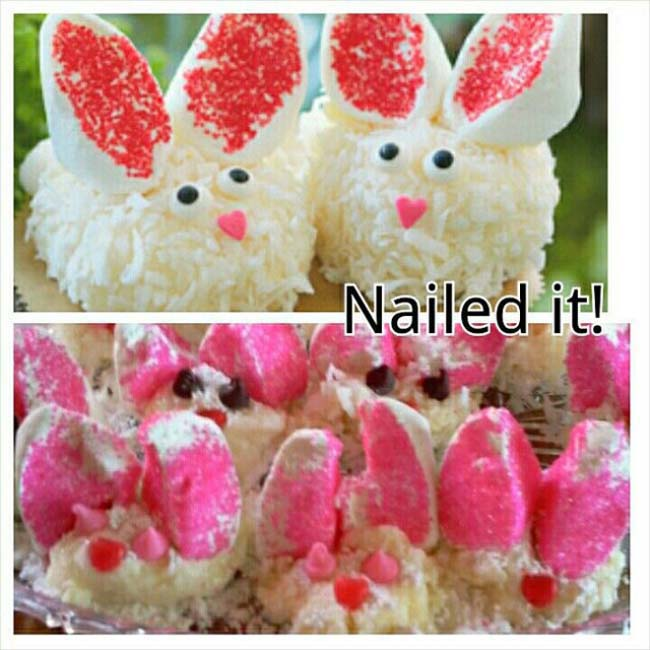 Funny Easter cooking fails photos. (34)