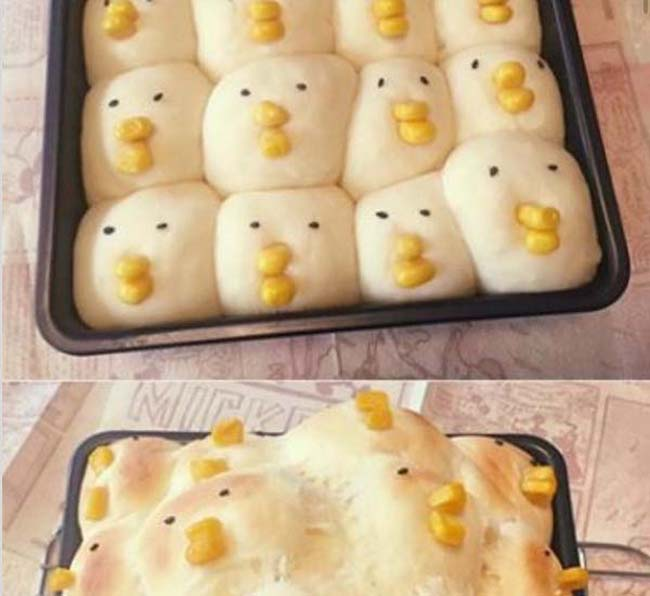Funny Easter cooking fails photos. (31)