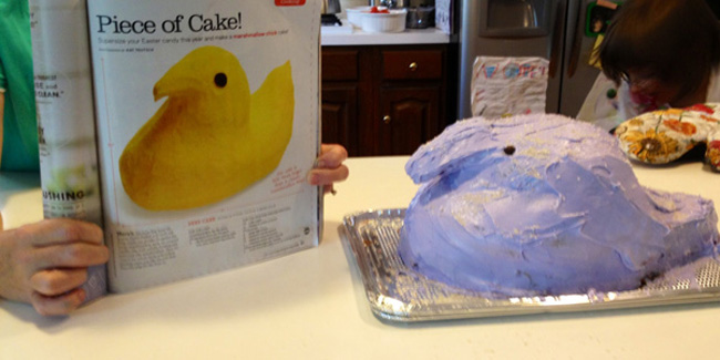 Funny Easter cooking fails photos. (25)