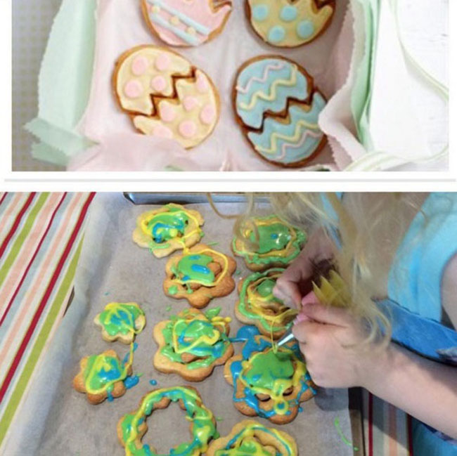 Funny Easter cooking fails photos. (20)