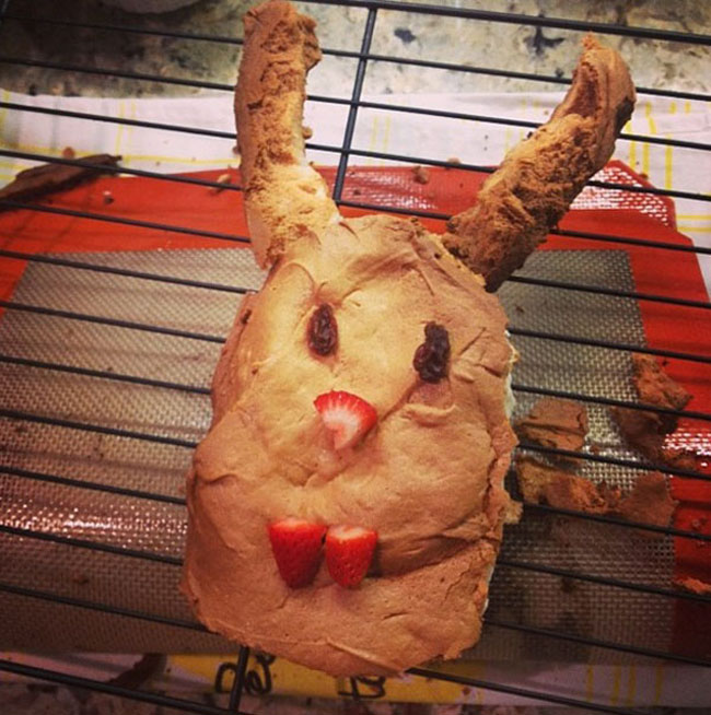 Funny Easter cooking fails photos. (19)