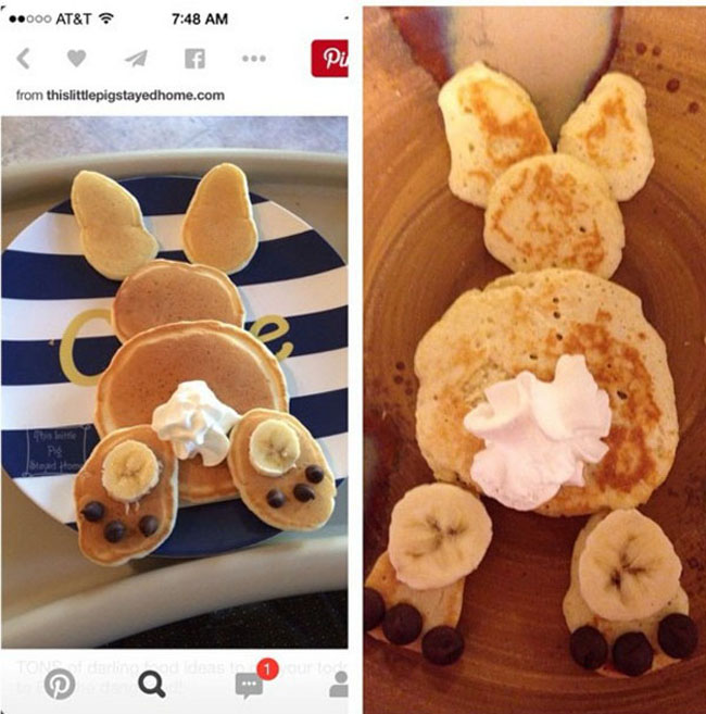 Funny Easter cooking fails photos. (6)