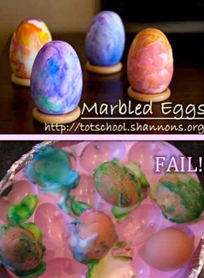 Funny Easter cooking fails photos. (5)