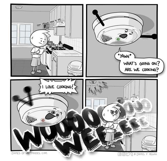Funny comic strips and memes. (27)