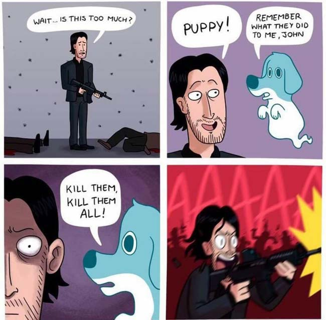 Funny comic strips and memes. (20)