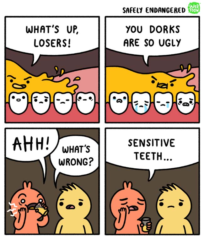 Funny comic strips and memes. (13)