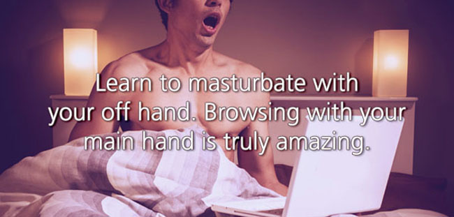 Funny Life Hacks that are also a little grimy. (5)