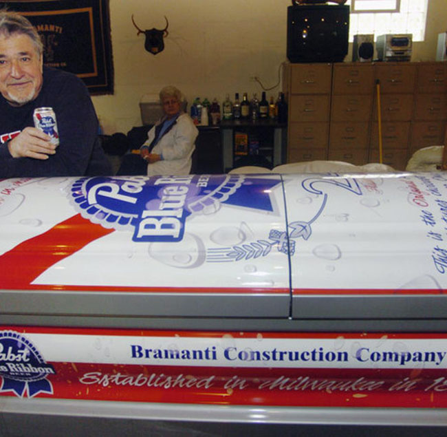 Funny coffin pictures. (10)