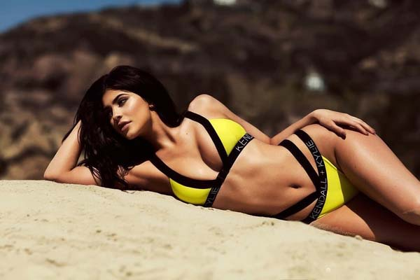 Kylie Jenner Hottest Photos Sexy Near Nude Pictures Gifs